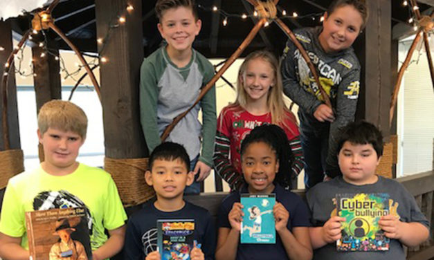 December Birthday Book Club at FIS
