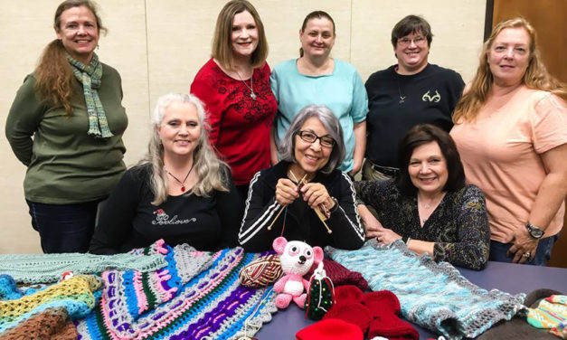 Knitting Classes at Fairfield Library