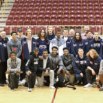 Athletes From Down Under Compete With Fairfield Eagles
