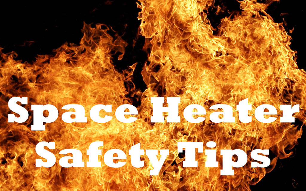 Space Heaters Leading Cause of House Fires