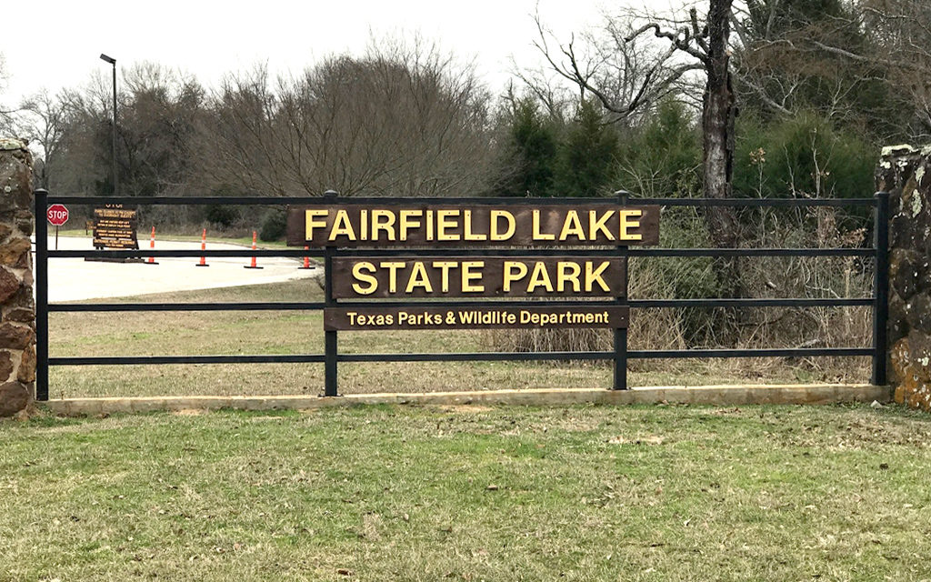 Fairfield Lake Events Throughout February