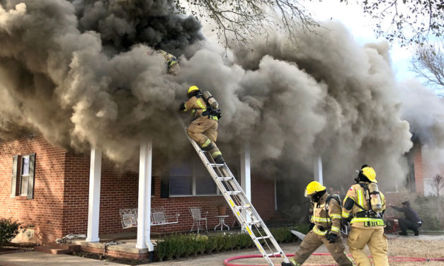 4-Alarm Fire on Mount Street