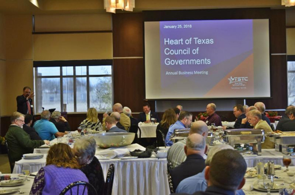 Area Government, Education Leaders Learn About Texas Skills Gap