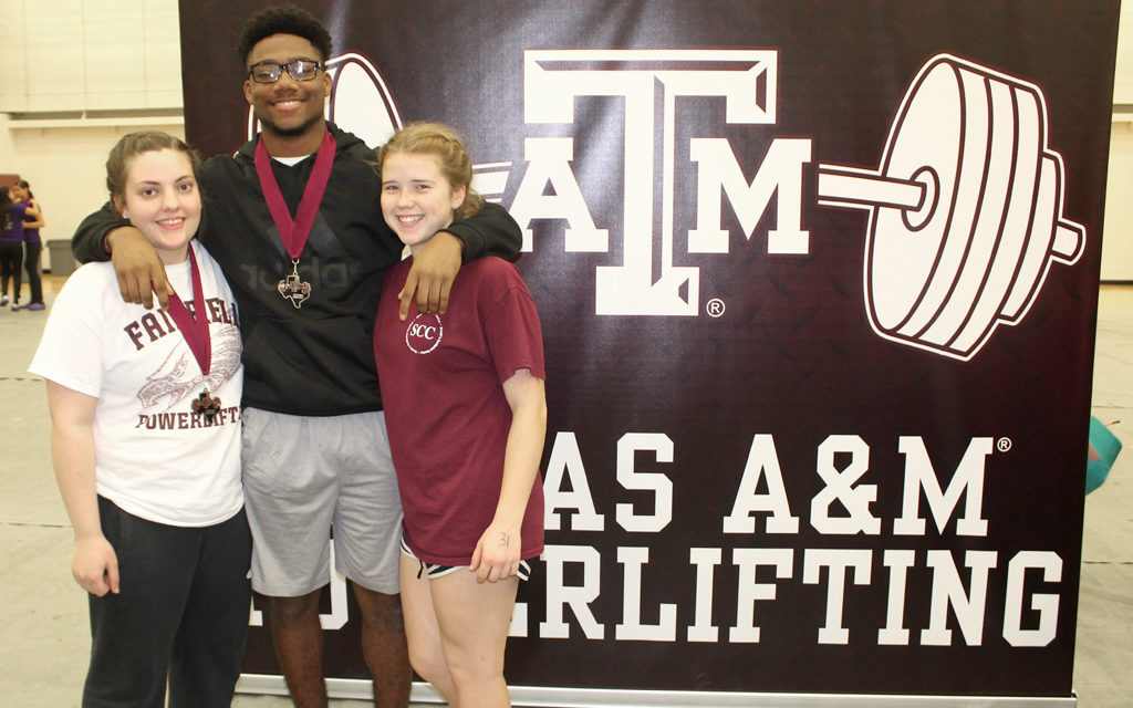 FHS Strong Arms Visit Aggieland