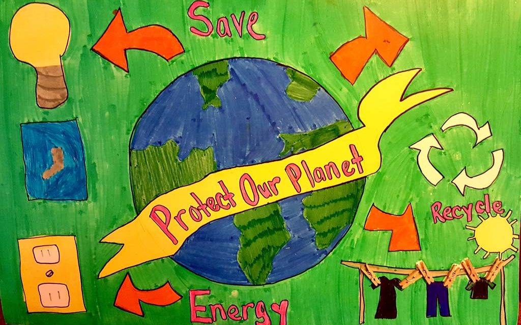 Earth Day Celebrations Poster Contest Winners Announced