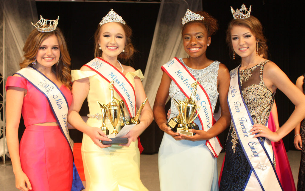 Miss Freestone County 2017 Crowned Fct News