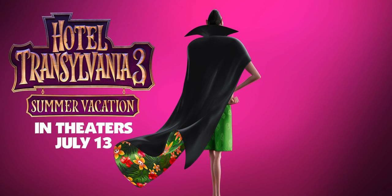 Movie Review Hotel Transylvania 3 Summer Vacation Fct News